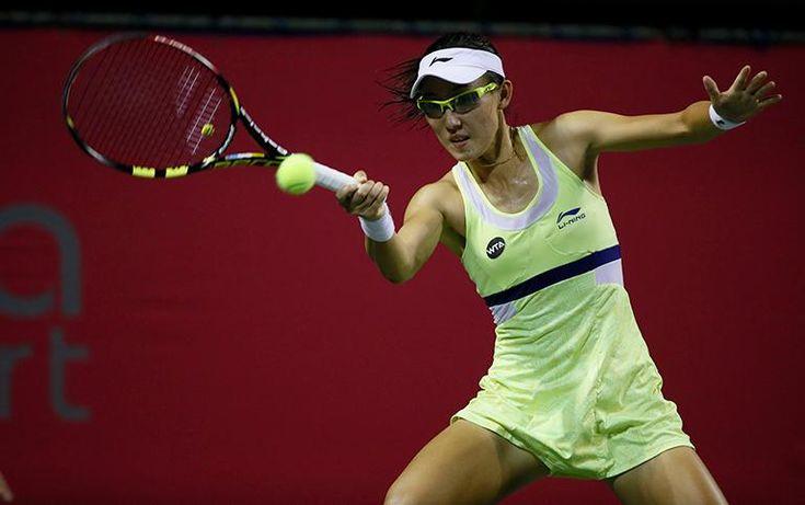 .@Zheng_Saisai clinches the last #JapanWomensOpen QF berth! Beats Falconi 6-4, 6-2--> http://wtatenn.is/Hf5FLr #WTA