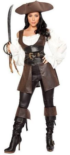 pirate costumes for family - Google Search