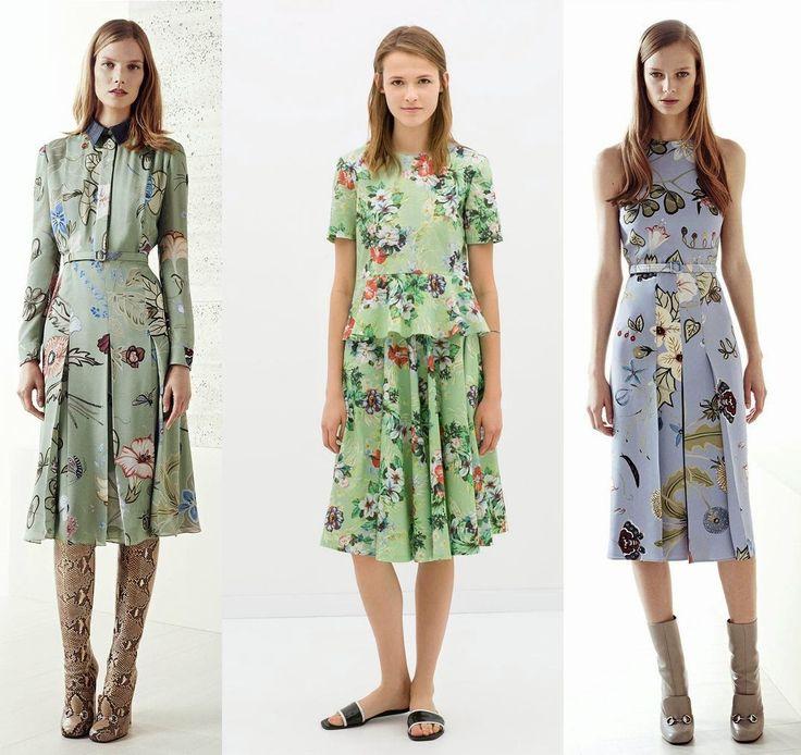 Conjunto de dos piezas de Zara (el truco está en llevar la blusa por dentro) #Gucci #inspiration http://cuchurutu.blogspot.com.es/2014/06/gucci-inspiration.html