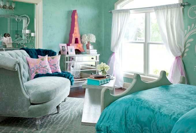 Girls Heaven with Wall Paint Colors for Teen Girls Bedrooms: Interior Design Wall Paint Colors For Teen Girls Bedrooms ~ Banffkiosk Kids Room Designs Inspiration