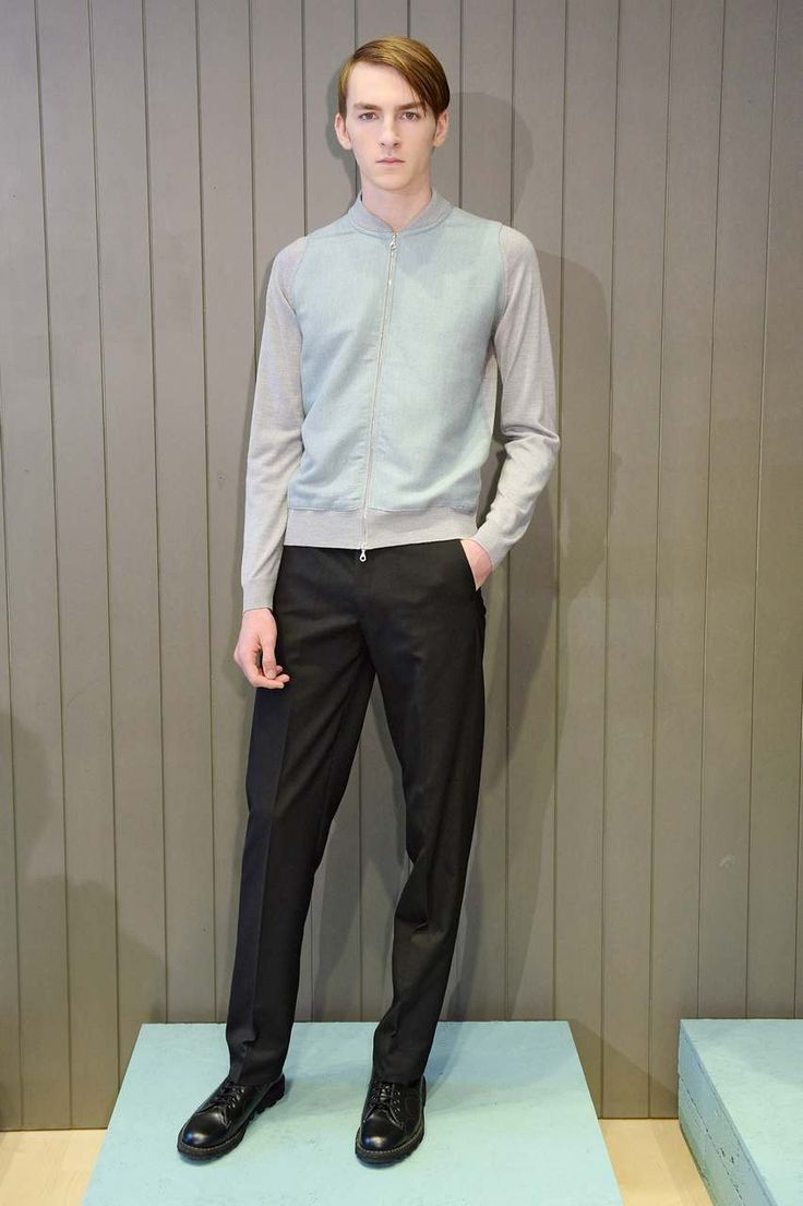 John Smedley Spring-Summer 2017 - London Collections: MEN #LCM
