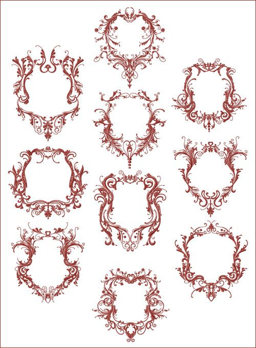 HOME MACHINE EMBROIDERY PATTERNS - Embroidery Designs