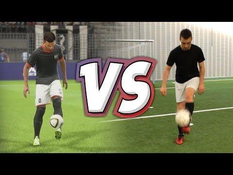 TRICKI | FIFA vs ORLIK - YouTube