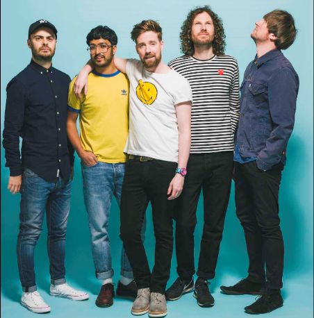Ready For Kaiser Chiefs February Arena Tour?WithGuitars
