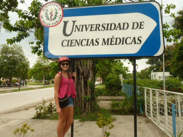 Aquí estudiaron mis padres. Holguín, #Cuba