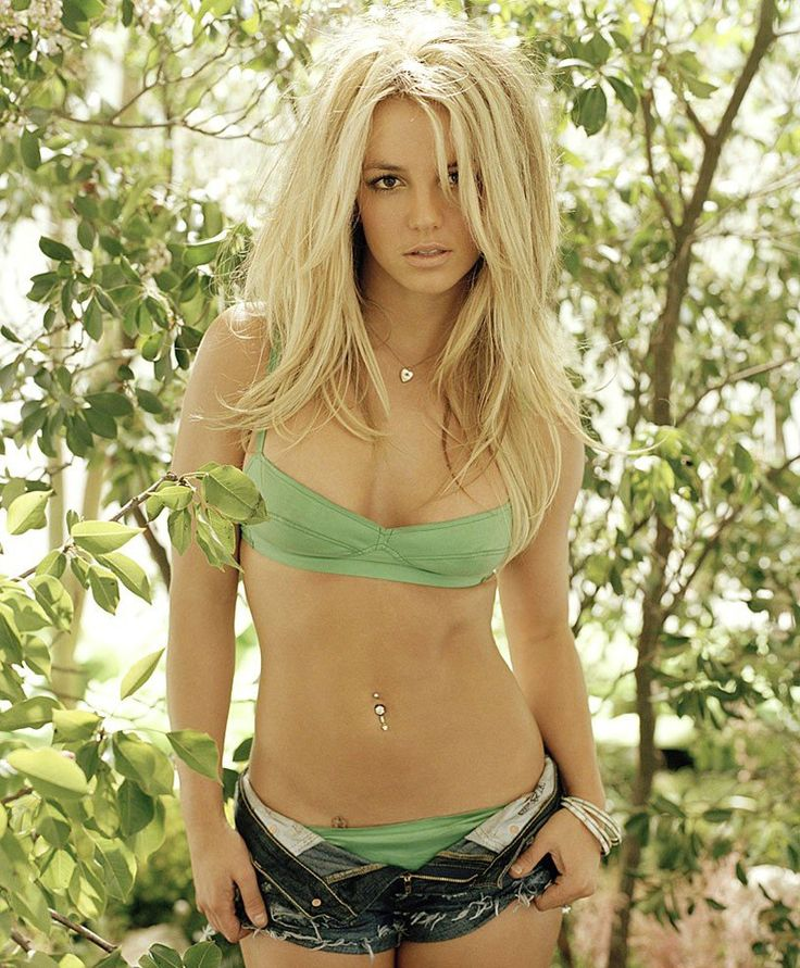 Photo hot nude britney spears — 4