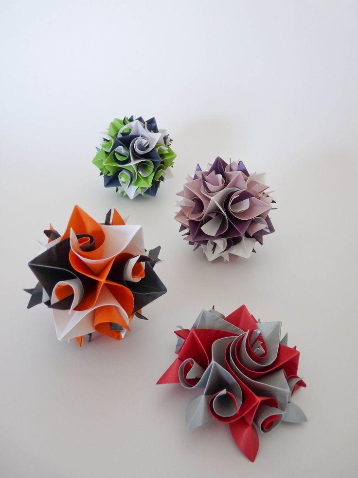 Origami Curler x4