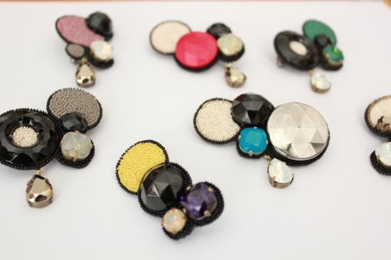 Colorful drops by Moko Kobayashi