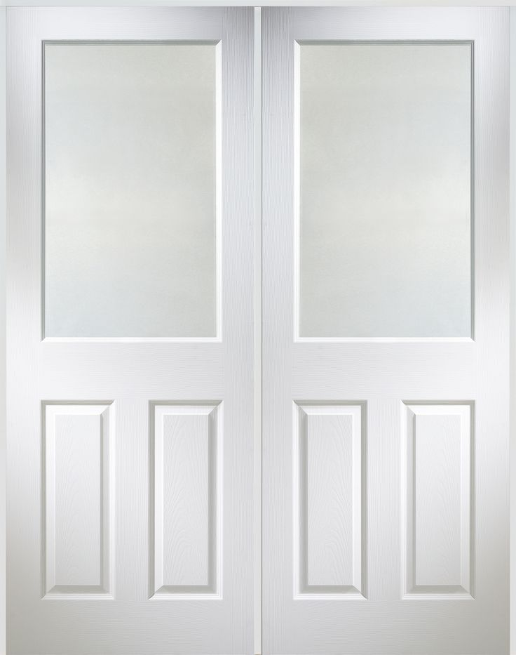 Obscure Half Glazed 2 Panel Primed Internal French Door Set - B\u0026Q for all your home and garden supplies and advice on all the latest DIY trends & Best 25+ Diy internal french doors ideas on Pinterest | DIY ... Pezcame.Com