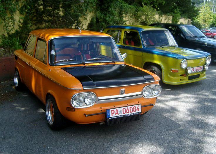 Böse Buben Nsu Tt Simca 1000 Rallye 2 Classic Cars Top Cars Cool Cars