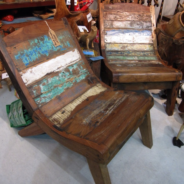 Recycled Timber Chairs. Visit U0026 Like Our Facebook Page! Https://www