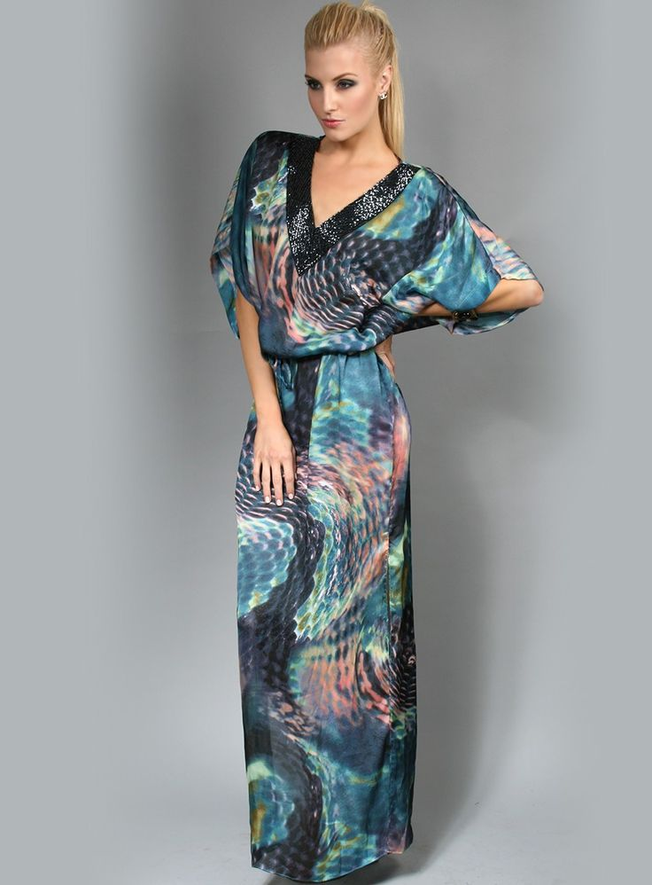 Dream Catcher Maxi by Honey & Beau - Gosh Celebrity Fashion Online