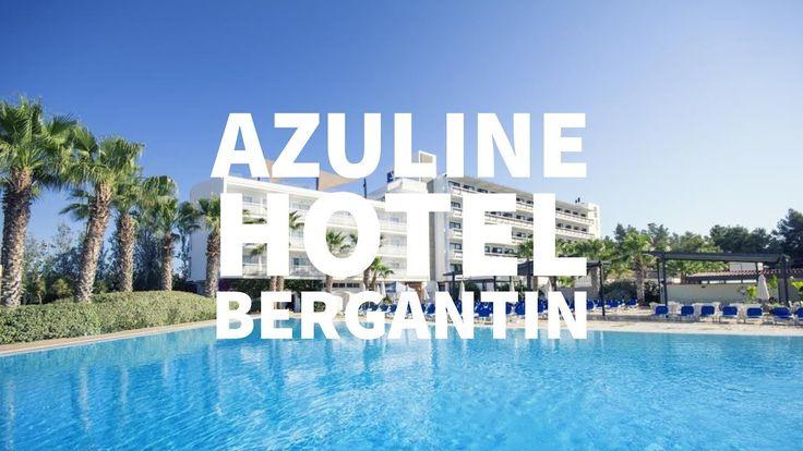 azuLine Hotel Bergantin en San Antonio Bay, Ibiza, España. Visita azuLin...