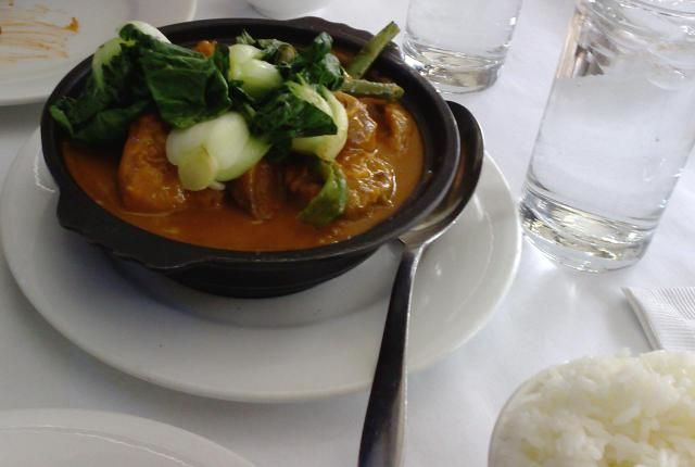 Kare Kare (Oxtails With Tripe) Recipe