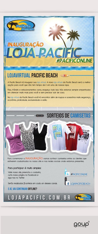 Campanha Pacific Beach
