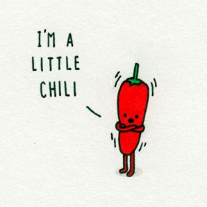 Cute & Clever Minimalist Illustrations of Food, Objects & Animals