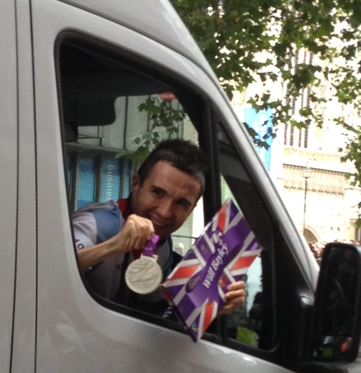 One of my favourite Mondelez PR activities: personalising Cadbury Dairy Milk bars with athletes names.