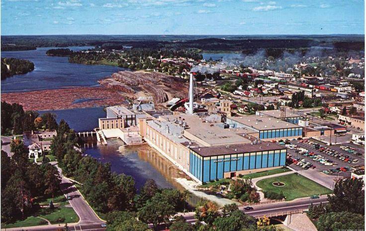 Blandin Paper Mill Grand Rapids, MN Pinterest