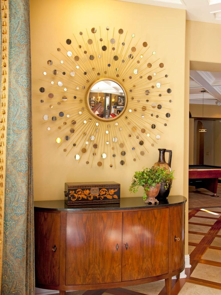18 best Sunburst Mirror Groupings images on Pinterest | Mirrors ...