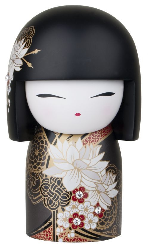 """Kimmidoll™ Tatsumi - 'Purposeful' - """"My spirit is assertive and persuasive. Your strong leadership and your ability to inspire others to follow your vision, releases my powerful spirit. May your endeavours always succeed, and bring prosperity to your life and to the lives of those who help you."""""""