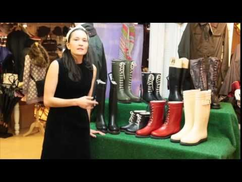 Take 2 Why Ilse Jacobsen Rubber Rain Boots are Good Winter Boots
