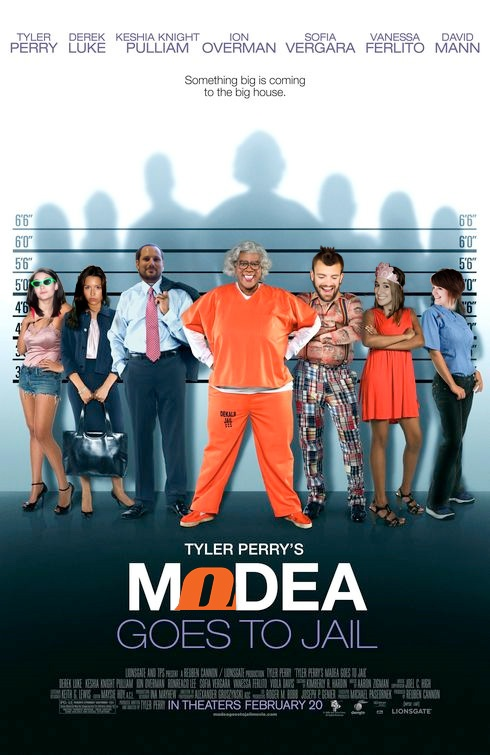 Madea goes to jail. My favorite Madea  movie. This movie is hilarious! I rate 3.5 stars