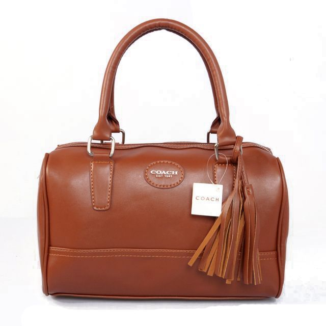 #CoachOutletStore $64.99 Coach Legacy Haley Medium Brown Satchels ADG hot sale,fast shipping!!