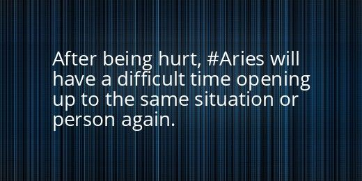 How To Hurt An Aries Man