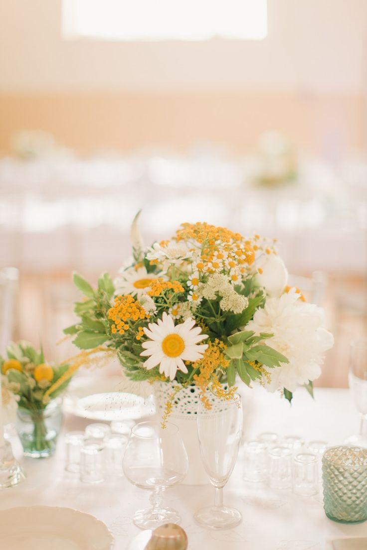 Die 25+ Besten Ideen Zu Hochzeitsblumen Gelb Auf Pinterest | Gelbe ... Gelbe Sthle Passen Zu Welcher Kche