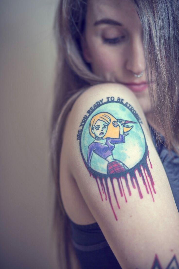 25 best ideas about slayer tattoo on pinterest buffy for Tattoo fort myers