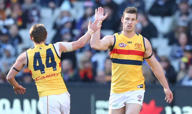 AFL 2017 Round 15 - Carlton v Adelaide