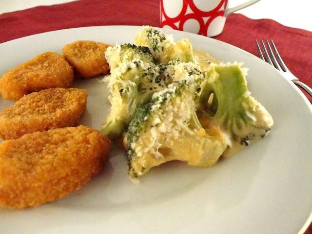 Rosie Discovers Cheesy Broccoli Bake With Kraft Shredded Cheese And Philadelphia Cream Cheese