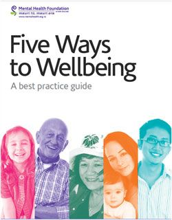 Five Ways to Wellbeing | Mental Health Foundation of New Zealand