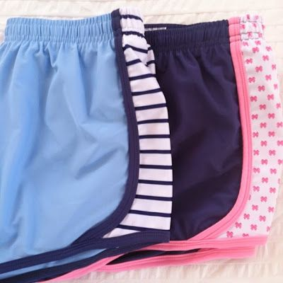 Cute Running Shorts! But Lord knows I don't need anymore of these! I have a …
