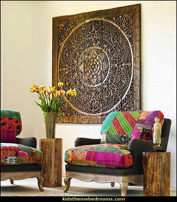 1000+ Ideas About Indian Themed Bedrooms On Pinterest