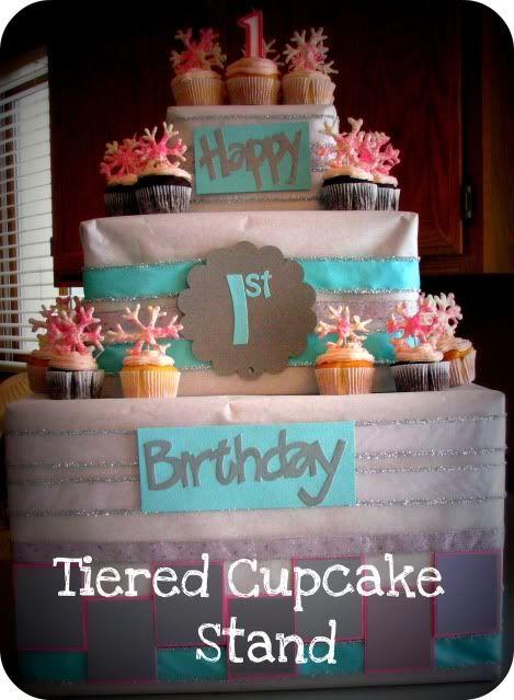 Tierd Cake Boxes