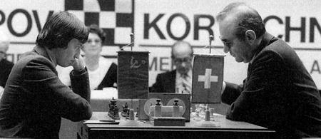 Korchnoi vs Karpov, 1981
