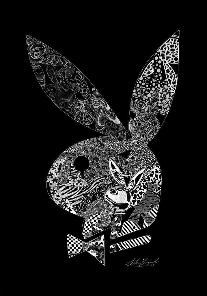 Best 25 playboy logo ideas on pinterest playboy bunny tattoo playboy bunny logo hand engraving by artist shawn lisja flickr voltagebd Image collections