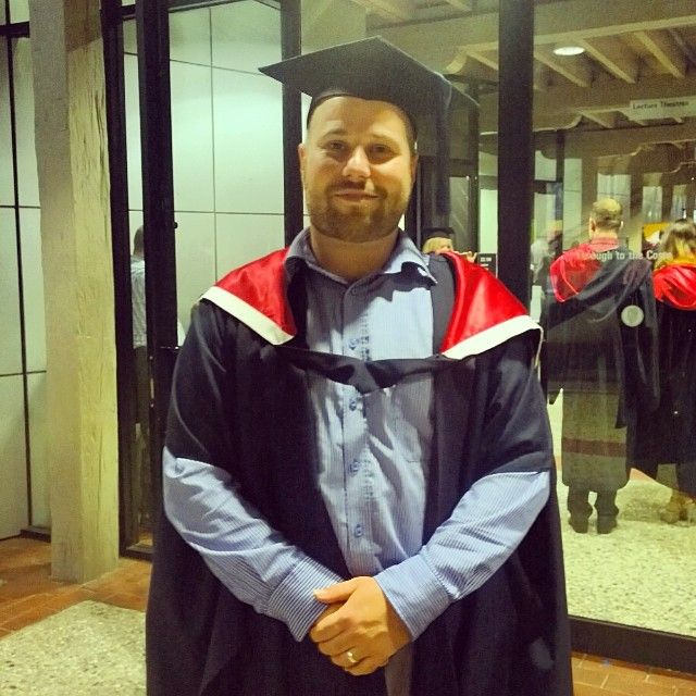 A big congratulations from the #HookMedia team to co-founder Davin Sgargetta, who graduated last night with his Master of Communications from #Deakin #University!