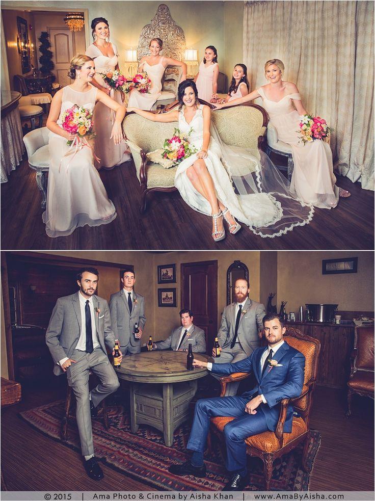 Colorful Texas Wedding Photography // Lauren + Riley