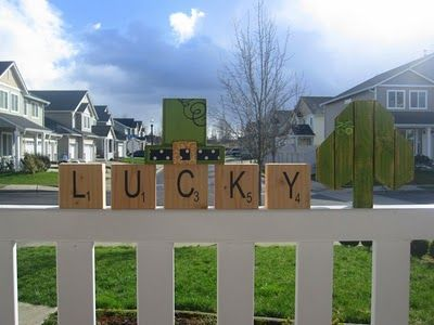 Scrabble Lucky