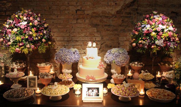 !!! Até que enfim, eu casei !!!: Contagem Regressiva - Os doces da festa !!!