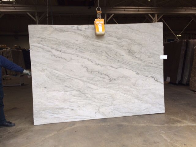 White Pearl Quartzite Quartz Kitchen Countertops