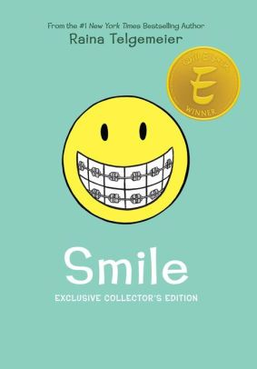 Smile (B&N Exclusive Collector's Edition)