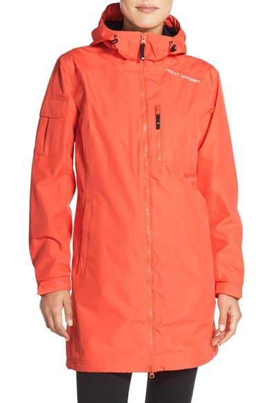 Helly Hansen 'Belfast' Long Jacket