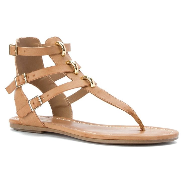 Mia Women Barbados Gladiator Sandals -- Tried it! Love it! Click the image