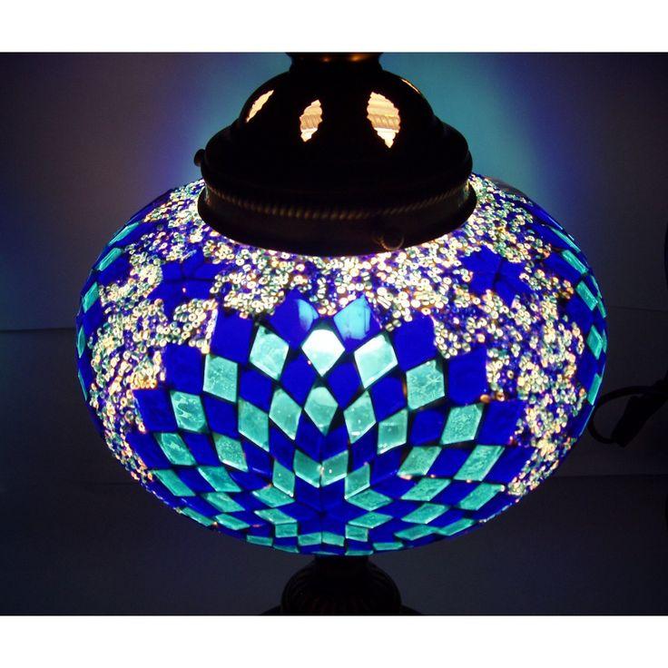 Lámpara Turquía