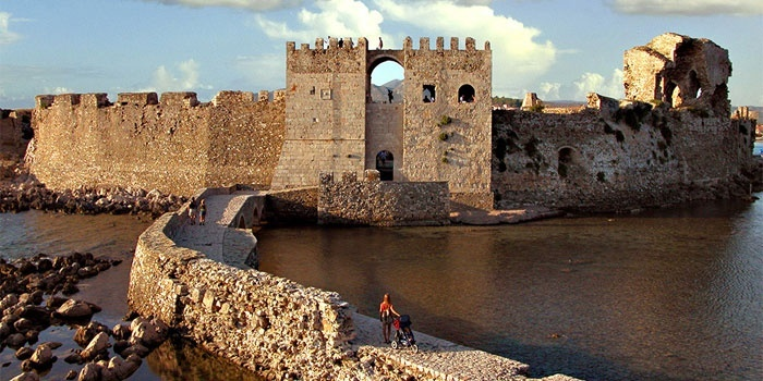 The #Castle of #Methoni #Greece