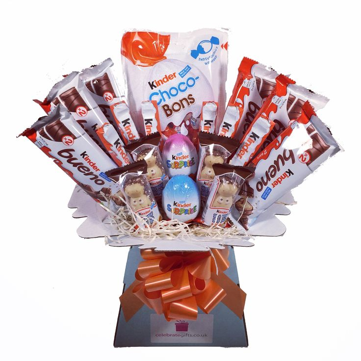 44 best chocolate bouquets images on pinterest bouquets description one of our best selling bouquets this kinder selection is a great gift for any occasion and is beautifully arranged by our expert florists negle Images