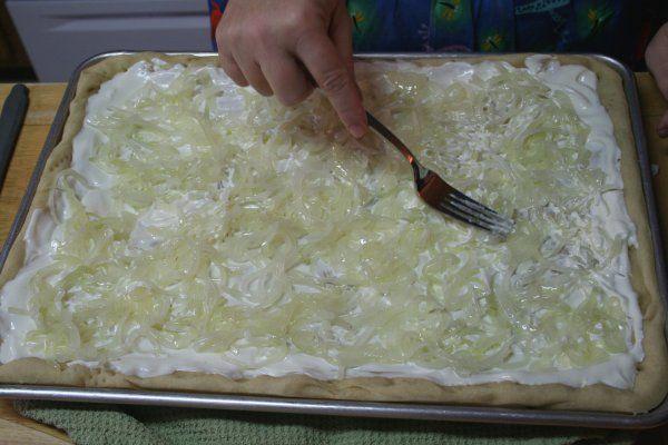 German Cooking Week - How to Make Zwiebelkuchen